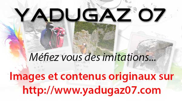canyoning : canyon des Goutelles